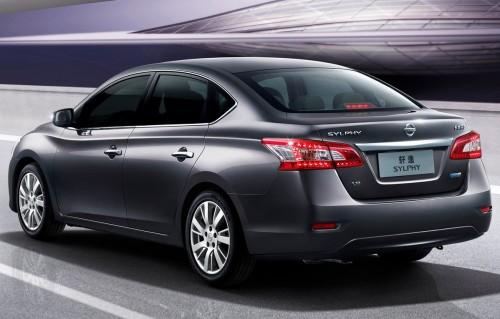 Nissan Sedan 2012