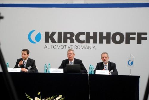 Kirchhoff Craiova