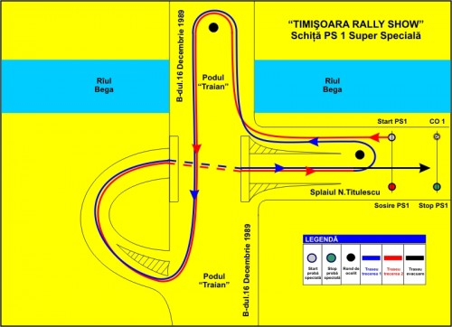 Timis Rally 2012
