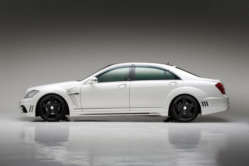 Mercedes Tuning 2012