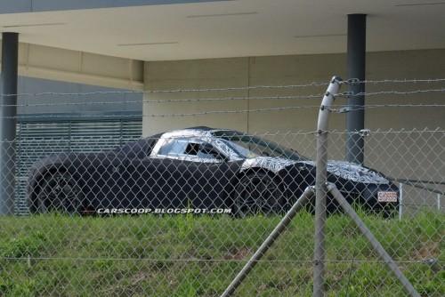 Noul McLaren F1