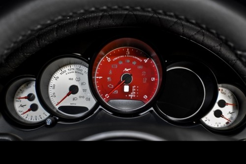 Porsche Cayenne Wide Track