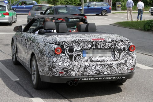 BMW Seria 4 Cabriolet