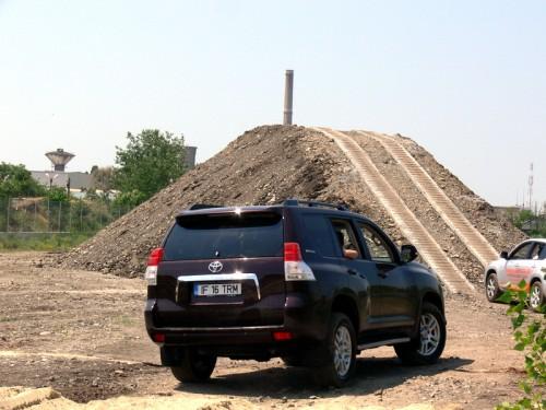Toyota 4X4 Track