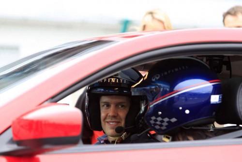 Sebastian Vettel - Red Bull Renault