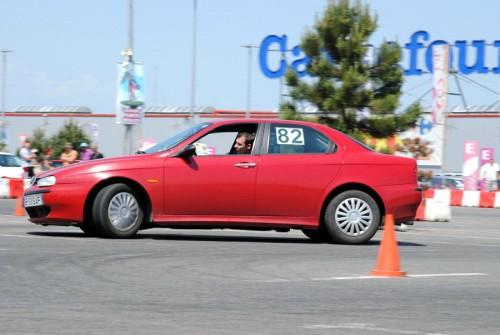 Alfa 156 video