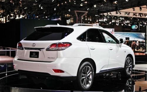 Lexus RX F-Sport
