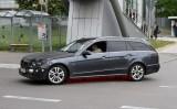 Mercedes E-Class Facelift 2013
