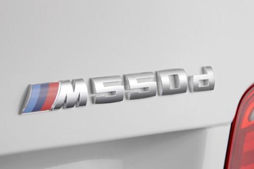 BMW M550d xDrive Sedan
