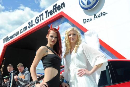 Fete si masini - GTI Tour 2012 (2)
