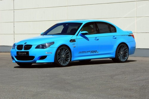 BMW E60 Hurricane