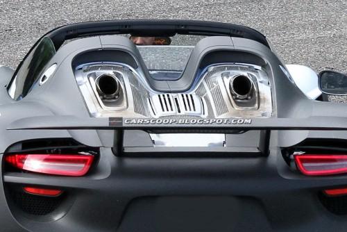 Porsche 918 Spyder (2)