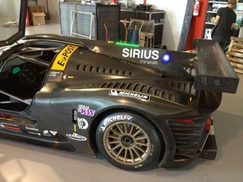 P4/5 Competizione Nurburgring