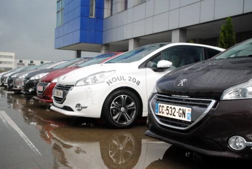 Peugeot 208, de la 10.437 Euro, disponibil si in Romania