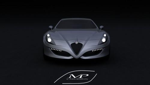Alfa Romeo Carlo Chiti Concept