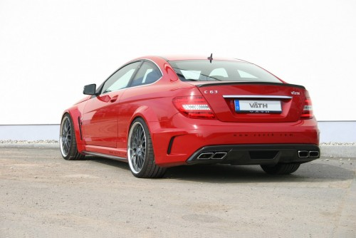 Mercedes C63 AMG by Vath