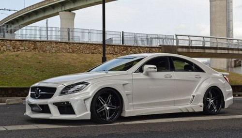 Mercedes CLS by Vitt