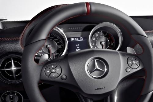 Mercedes SLS AMG GT 2013