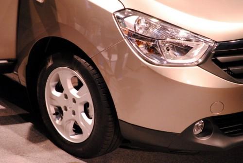 Lansare Dacia Lodgy Romania
