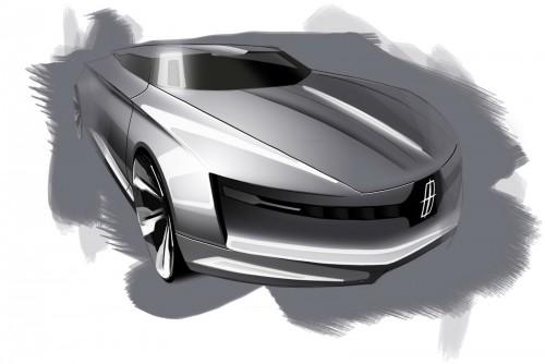 Lincoln MKV