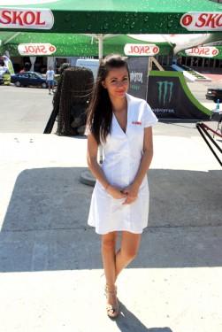 fetele de la Bucharest Wheels Arena 2012