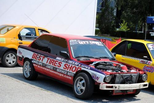 Drifterii la Bucharest Wheels Arena 2012