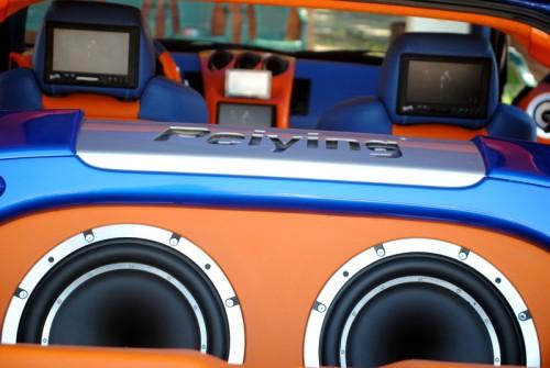 Nissan Z tuning
