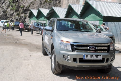 Ford Ranger Romania