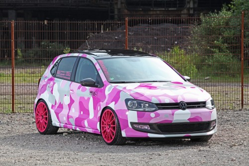 Volkswagen Polo Tuning