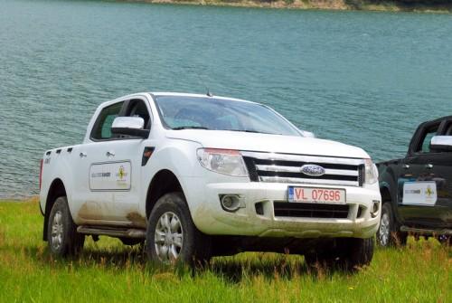 Noul Ford Ranger