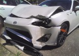Scion FR-S accident