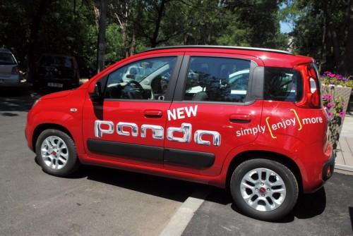 lansare Fiat Panda