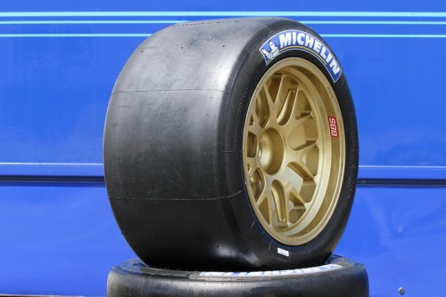 Anvelopa hibrid Michelin
