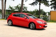 Noul Opel Astra 1.4 Turbo - 140 CP