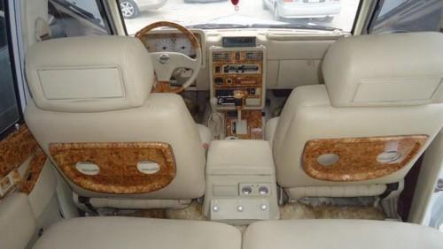 Nissan Patrol tuning