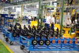 Ford incepe productia B-MAX