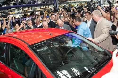 Ford B-MAX prezidential