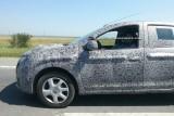 Dacia Sandero 2013 - Imagini spion