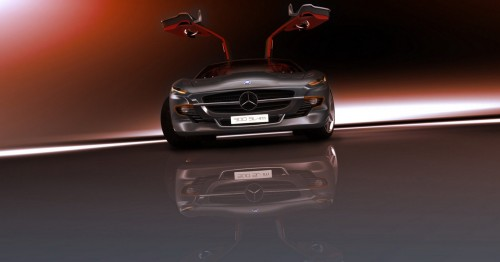 Mercedes 300 Gullwing