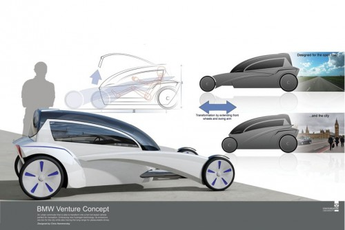 BMW Venture