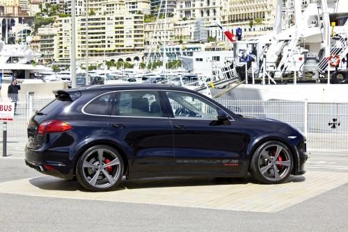 Porsche Cayenne Gemballa