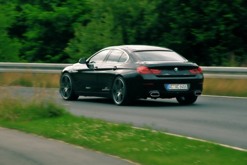 TUNING BMW Seria 6 Gran Coupe