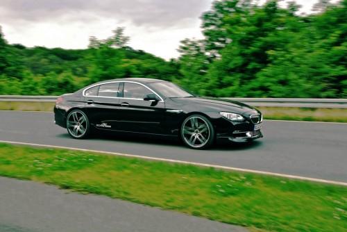 TUNING BMW Seria 6 Gran Coupe