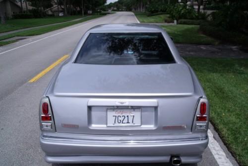 Bentley Continental R replica