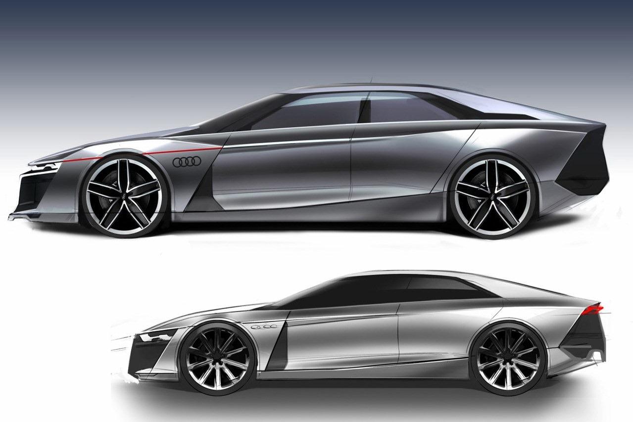 Audi R9 Concept Galerie Foto Masini Si Concepte Masini