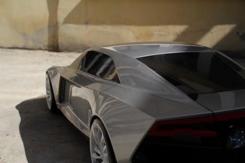 Audi R9 Concept