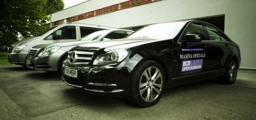 Mercedes sustine BCR Open