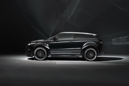 Tuning Range Rover Evoque by Hamann