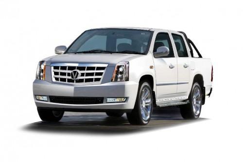 Cadillac China