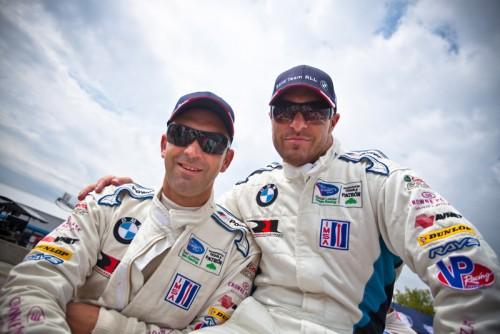 Alms Motorsport BMW